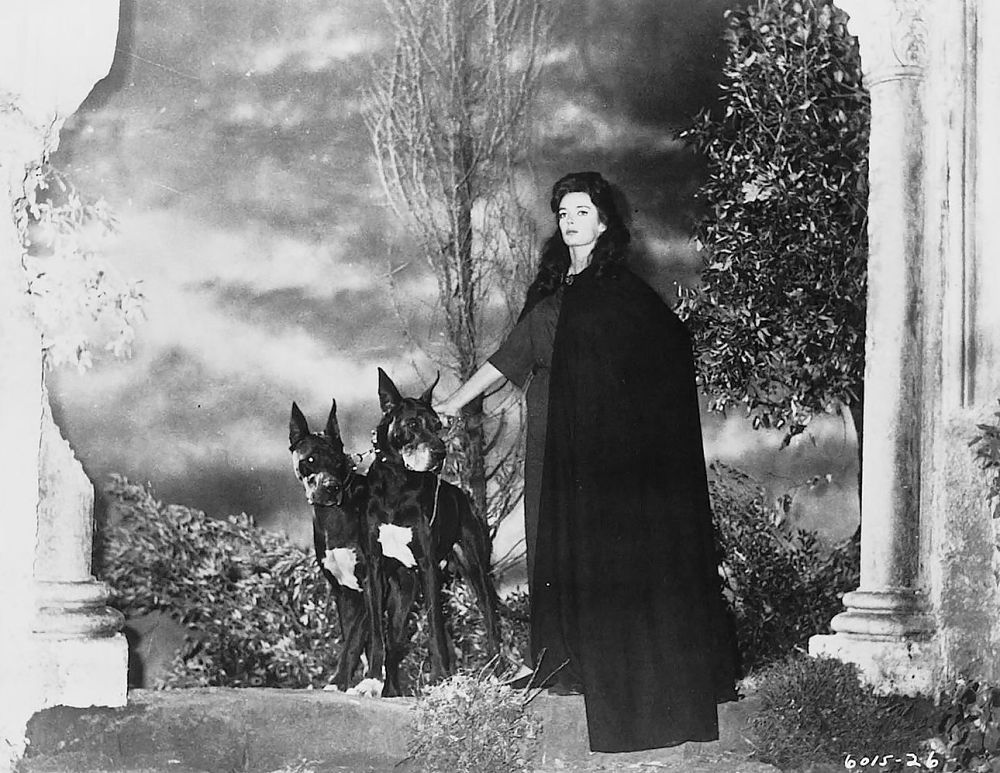 Black Sunday (aka The Mask of Satan, Revenge of the Vampire) (1960)