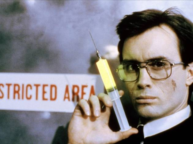 The 100 best horror films, horror movies, re-animator