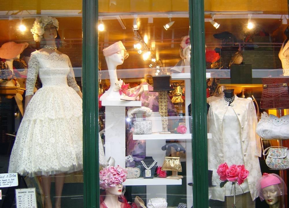 vintage läden in northampton