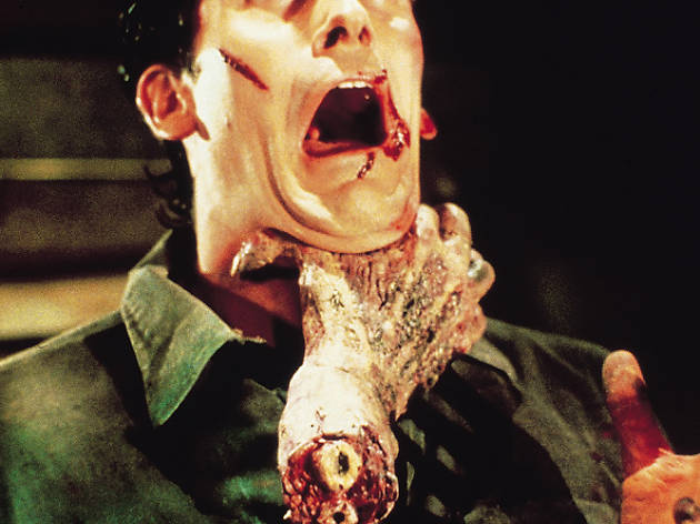 The 100 best horror films, horror movies, evil dead ii