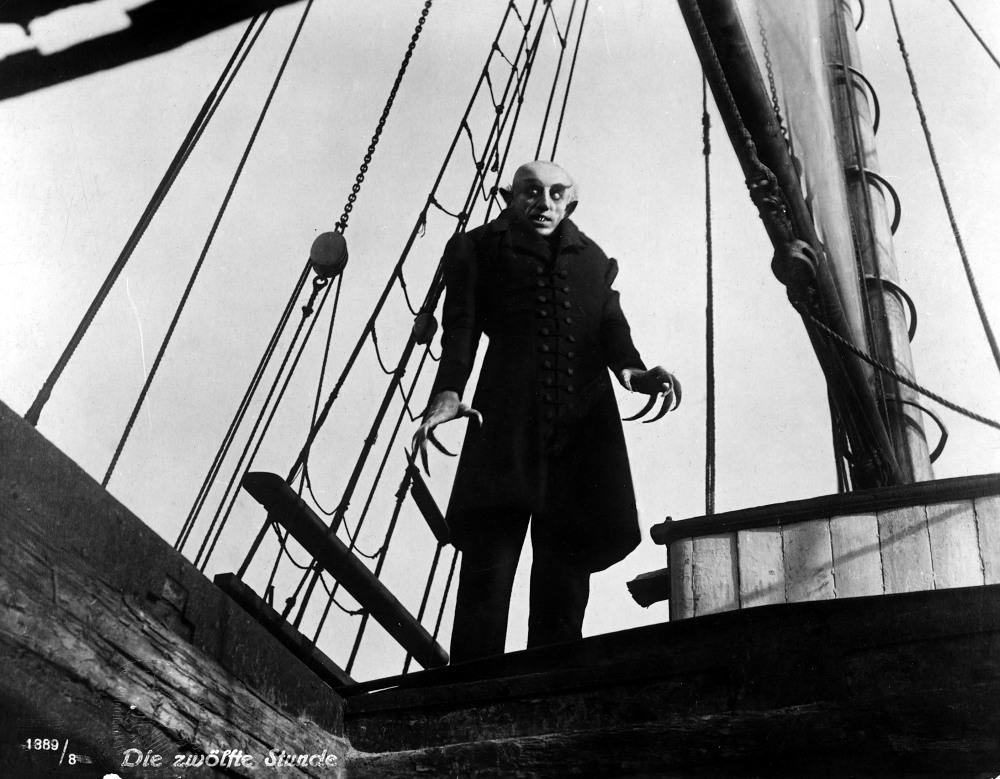 Nosferatu – eine Symphonie des Grauens (1922)