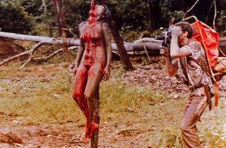 The 100 best horror films, horror movies, cannibal holocaust