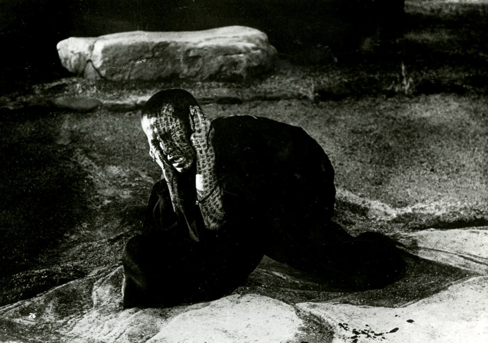 The 100 best horror films, horror movies, Kwaidan