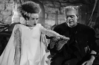 The 100 best horror films, horror movies, bride of frankenstein