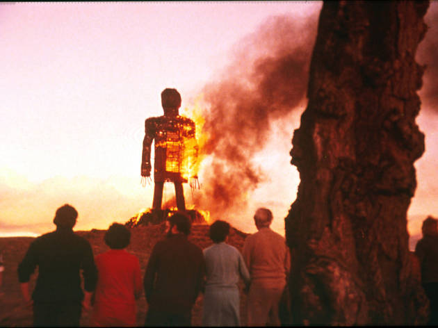 The 100 best horror films, horror movies, the wicker man