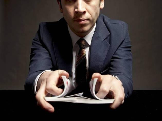 Pete Firman – Hoodwinker