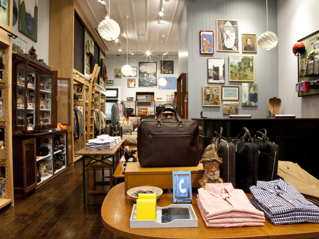 Best menswear in London