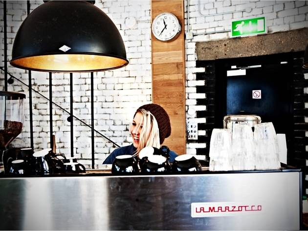 London Coffee Festival 2012 In London