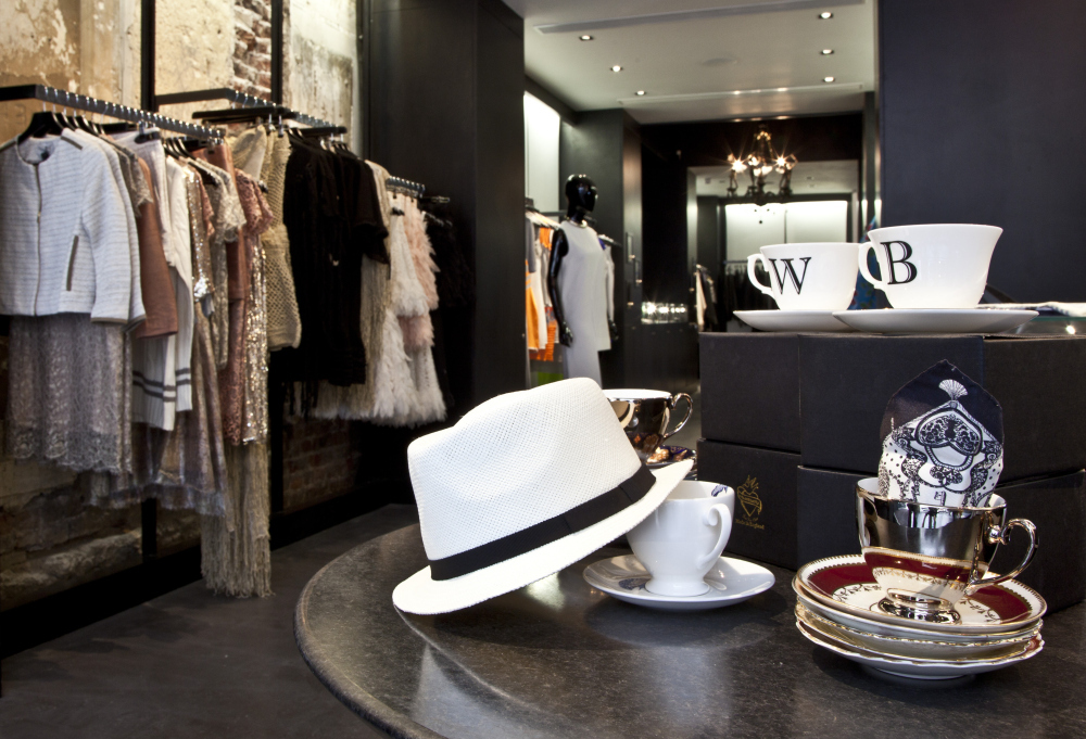 The coolest shops in London