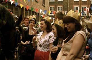 Diamond Jubilee Street Party