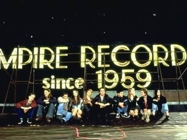 Midsummer Night Screen: Empire Records