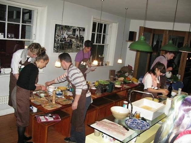 After-School Supper Club for Teenagers