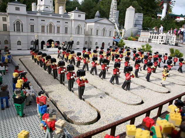 Legoland Miniland Queen and Royal Family