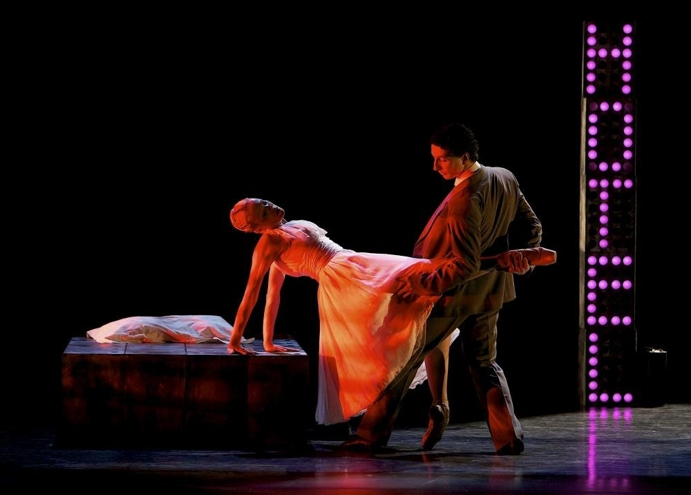 Scottish Ballet: A Streetcar Named Desire