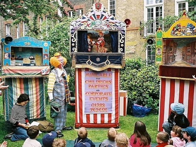 37th Annual Covent Garden May Fayre and Puppet Festival