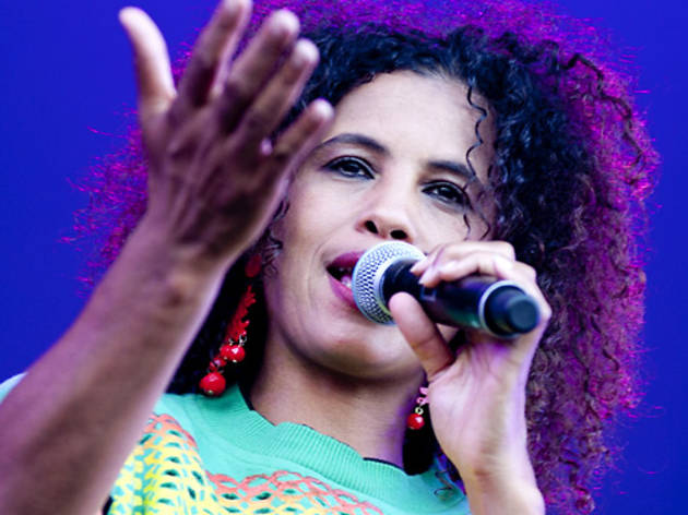 Neneh Cherry And The Thing