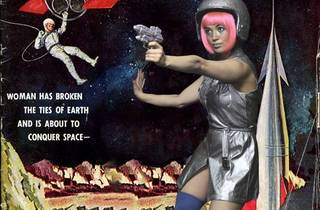 Bluestocking Cabaret: Bluestockings in Space