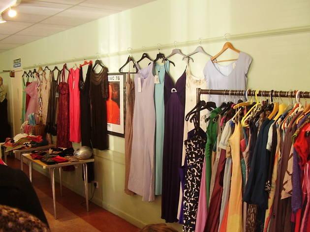 Curtain Up designer clothing sale