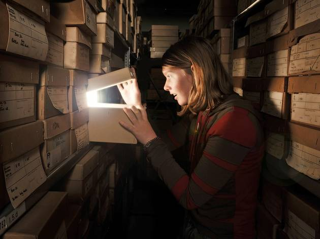 Museums at Night: Twilight Tour of the Archaeological Archive
