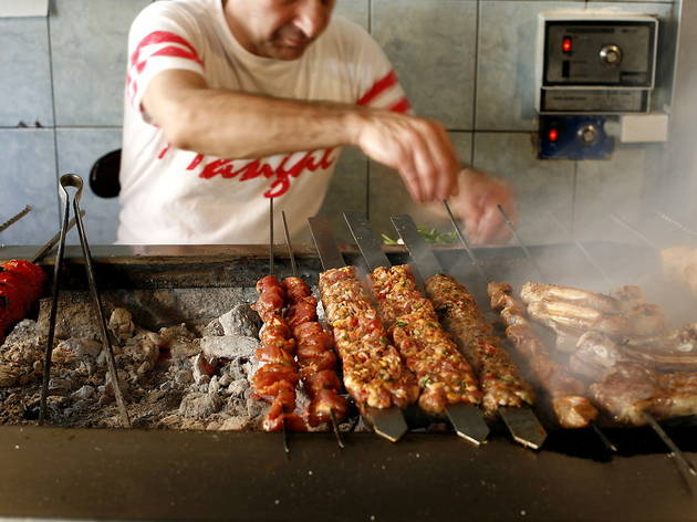 (Beyti kofte - © Rob Greig / Time Out)
