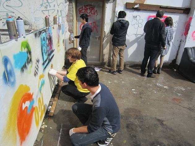 Alternative London's Street Art Tour and Workshop