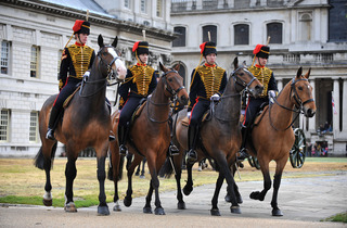 The Queen's Diamond Jubilee: Carriage Procession