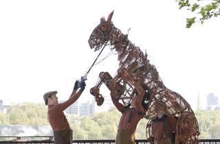 Michael Morpurgo and Rae Smith: War Horse