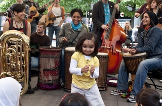 Spitalfields Music Summer Festival 2013
