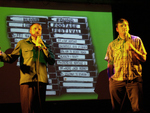 Joe Pickett and Nick Prueher of the Found Footage Festival