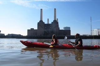 Kayaking London: Big Ben and Back