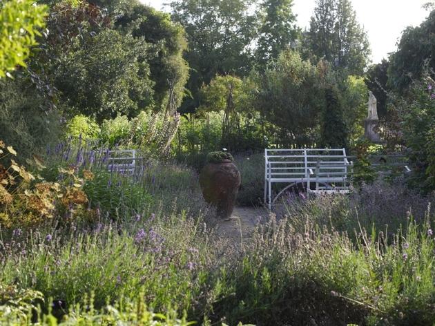 Wander London's gardens
