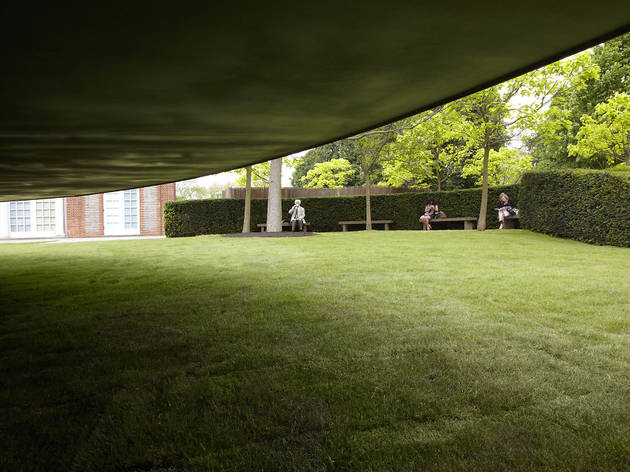 Serpentine Gallery Pavilion 2012