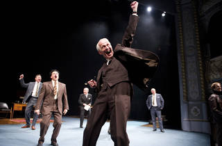 Richard Hope as Horst Ehmke and the cast of Democracy. Photo_Tristram Kenton.jpg