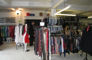 East End Thrift Store massive denim sale