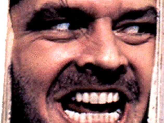 The Nomad roaming cinema: The Shining