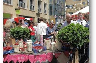 St Martin's Courtyard Global Food Festival