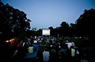 The Nomad roaming cinema: The Goonies