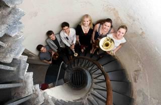 Samuel Bordoli: Live Music Sculptures
