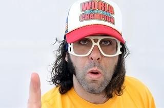 The World Champion Judah Friedlander
