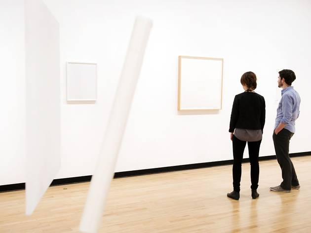 Invisible Art: Art about the Unseen, 1957-2012