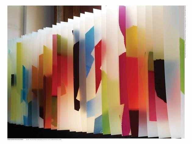 Britain Creates 2012: Fashion + Art Collusion