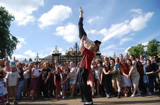 Kensington Palace Party