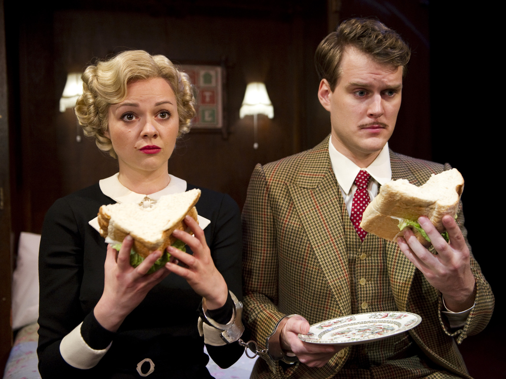 Buy tickets to 'The 39 Steps'