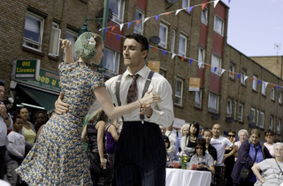 Hoxton Street Party at Shoreditch Festival