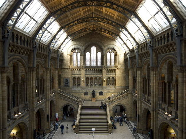 Top ten museum exhibitions in London