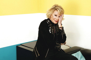 Joan Rivers - The Now or Never Tour