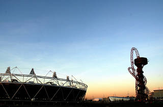 Evening Olympic Walk