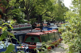 Regent's Canal Festival