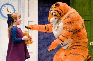 'The Tiger Who Came to Tea' ('The Tiger Who Came to Tea')