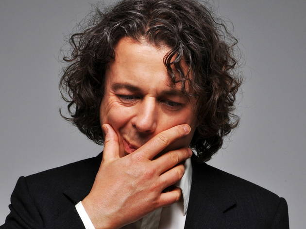 Alan Davies – Life is Pain